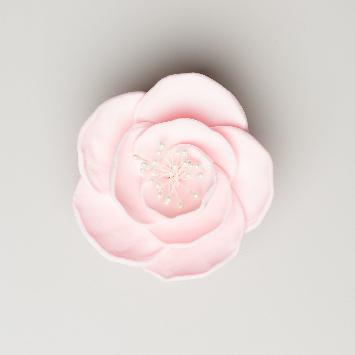 "Briar Rose - Medium -3"" Pale Pink"
