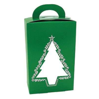 1 Pc - Candy Box - 5210 Christmas Tree - Green