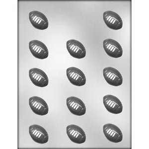 Mini Footballs Chocolate Mold