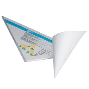 "Large Parchment Triangles 18"" (Pkg of 100)"