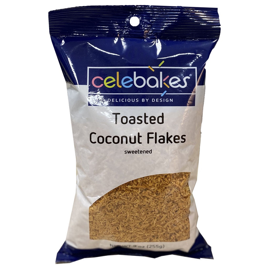 Celebakes Toasted Coconut Flakes