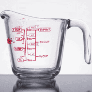 Anchor Hocking Measuring Cup - 1 cup