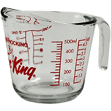 Anchor Hocking Measuring Cup - 2 Cups
