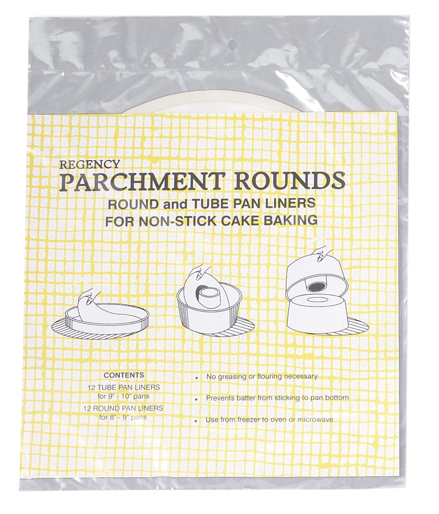 Round and Tube Pan Liners