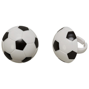 3D Soccer Ball - 12 Rings