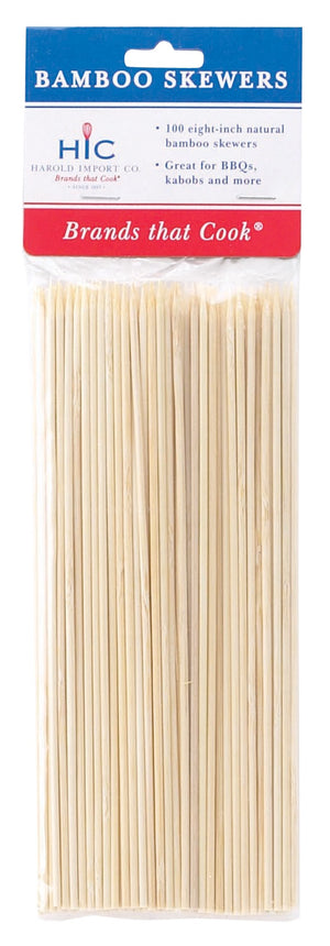 Bamboo Skewers - 12 inch