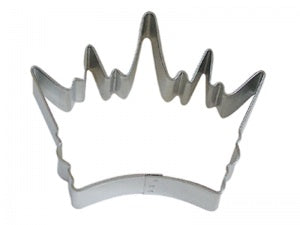 R&M King Crown Cookie Cutter