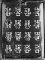 Bite Size Teddy's Chocolate Mold