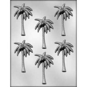 Palm Tree Chocolate Mold