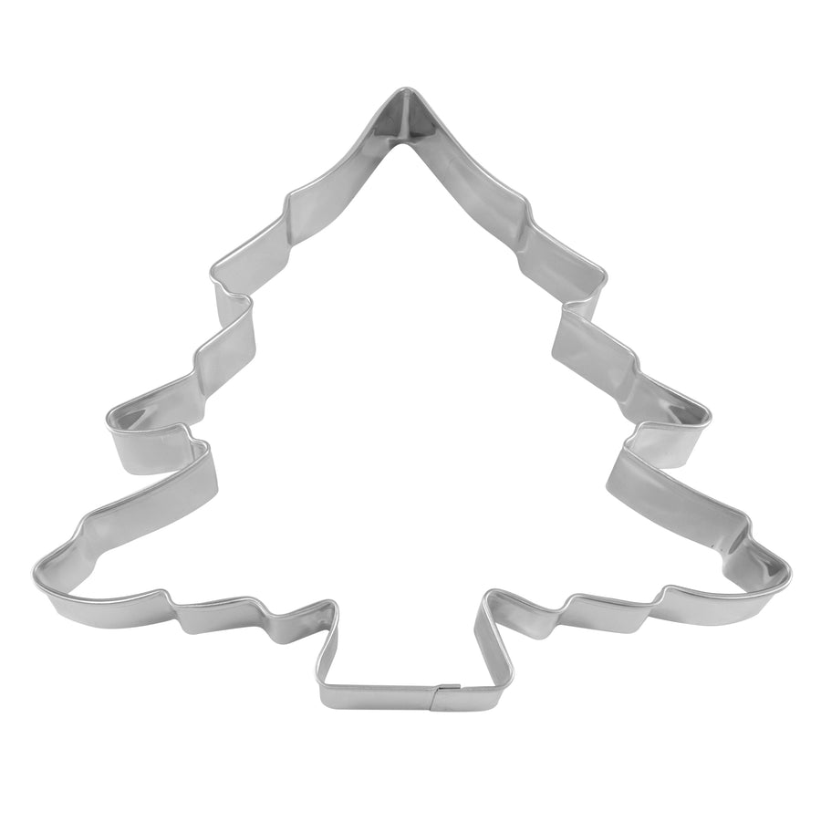 "Large Christmas Tree Cookie Cutter (8"")"