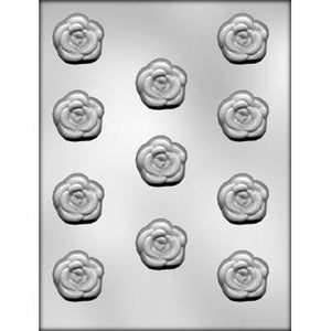 Big Rose Chocolate Mold