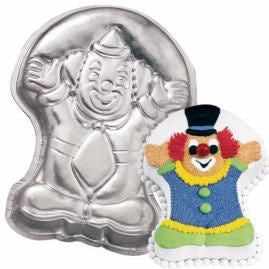 Wilton Juggling Clown Cake Pan