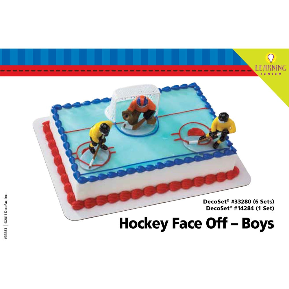Decopac - Hockey Face Off