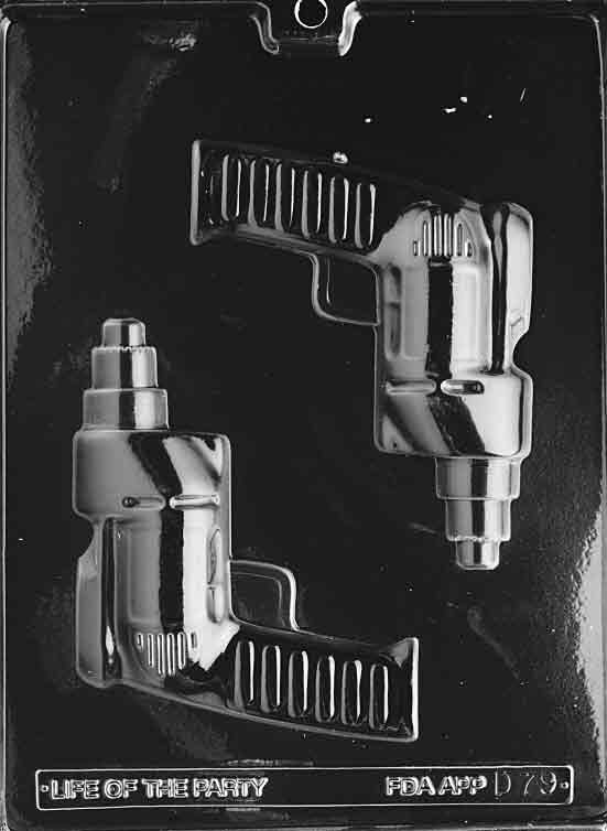 Drill Chocolate Mold