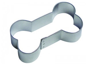 "3.5"" Dog Bone Cookie Cutter"
