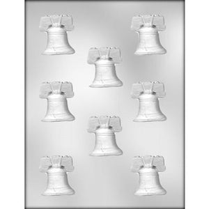 Liberty Bell Chocolate Mold