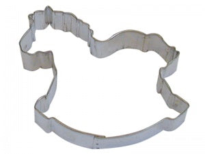 "4"" Rocking Horse Cookie Cutter"