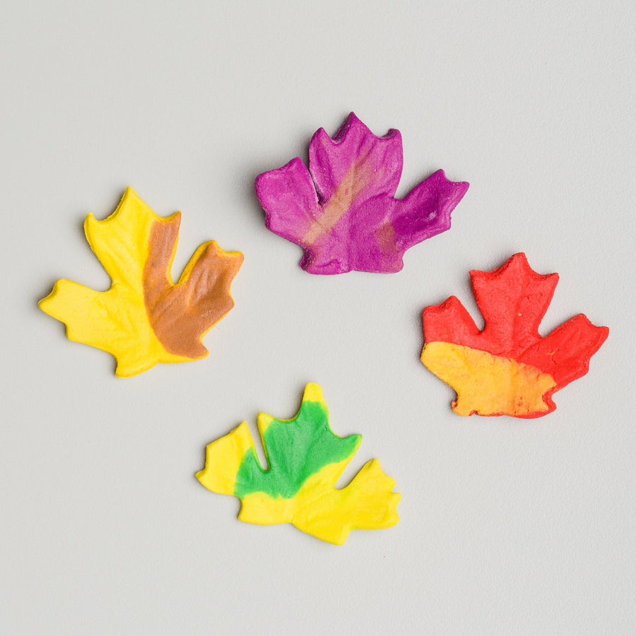 "Autumn Leaves - Small - 1.5"" - 4 Pieces"