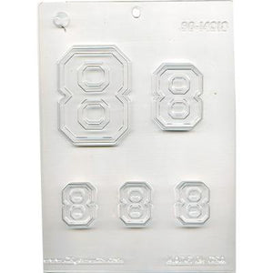 Collegiate 8 Chocolate Mold