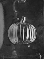 3D Pumpkin Chocolate Mold