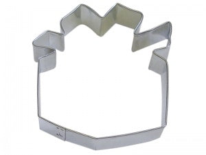 "3.25"" Present Cookie Cutter"