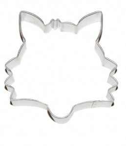 "3.5"" Fox Cookie Cutter"