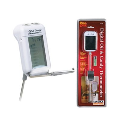 Digital Oil & Candy Thermometer