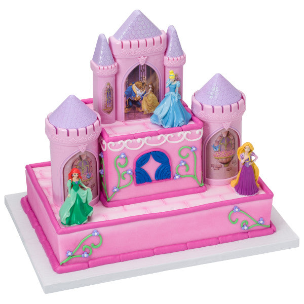 Disney Princess Happily Ever After Castle Cake Topper