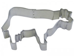 "3.75"" Cow Cookie Cutter"