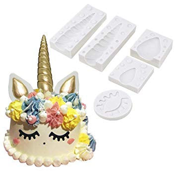 Unicorn Silicone Mold Set