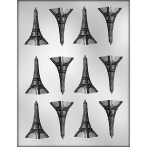 Medium Paris Eiffel Tower Chocolate Mold