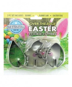 Over The Edge Easter Cookie Cutters