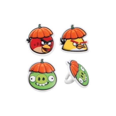 Angry Birds Halloween - 12 Rings