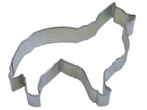 "4.5"" Collie Dog Cookie Cutter"