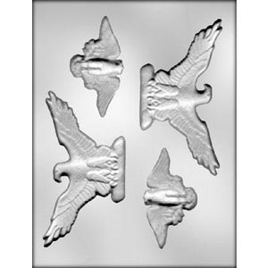 Eagle Assortment Chocolate Mold