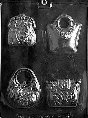 Purses Chocolate Mold
