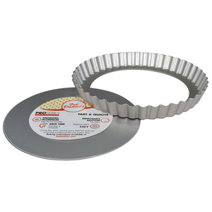 "Fat Daddio's Round Fluted Tart Pan (11"")"