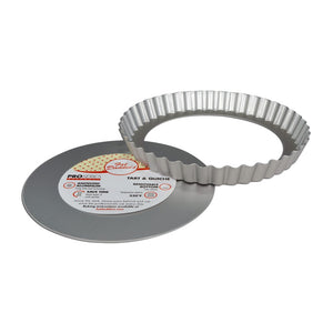 "Fat Daddio's Round Fluted Tart Pan (8"")"
