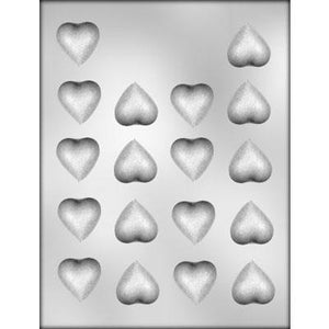 Bite Size Hearts Chocolate Mold