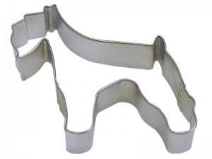 "3"" Schnauzer Dog Cookie Cutter"