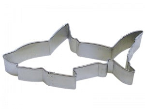 "4.5"" Shark Cookie Cutter"