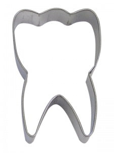 "3"" Tooth Cookie Cutter"