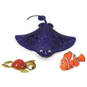 Finding Nemo and Squirt Cake Topper Set