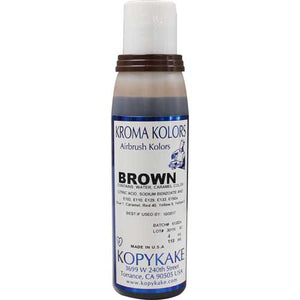 Kroma Kolors Airbrush - Brown