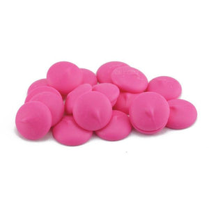 Merckens Pink Chocolate Candy Melts, 1lb