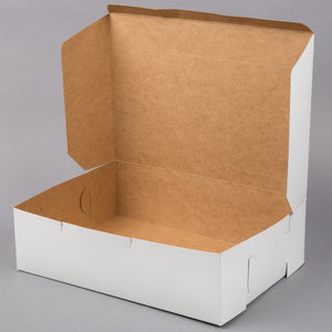 15x11 Quarter Sheet Cake Box - 15x11x5