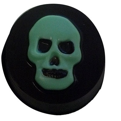 Skull Cookie Chocolate Mold