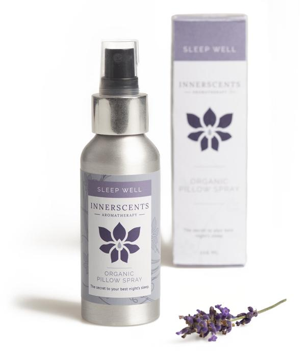 Sleep Well Organic Pillow Spray 100ml