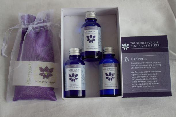 Mini Ultimate Sleep Well Gift Set - Innerscents Aromatherapy