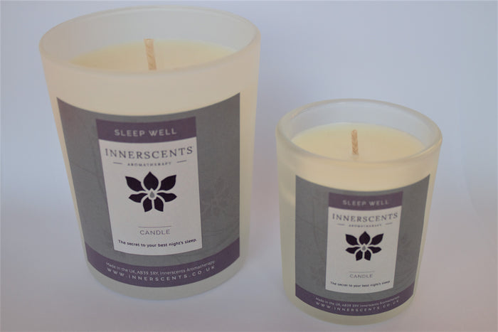 Sleep Well Aromatherapy Candle (NEW) - Large (27cl)